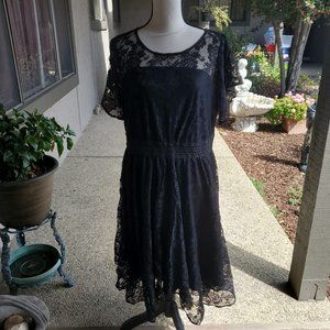 NWT Torrid lace dress sz 1